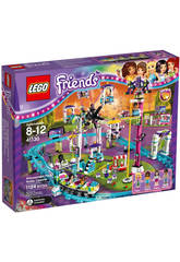 LEGO Friends Parc D'Attractions Montagnes Russes