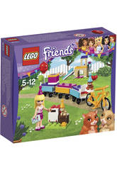 Lego Friends Tren de Fiesta