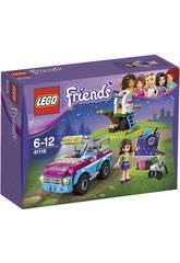 Lego Friends Coche de Exploradora de Olivia