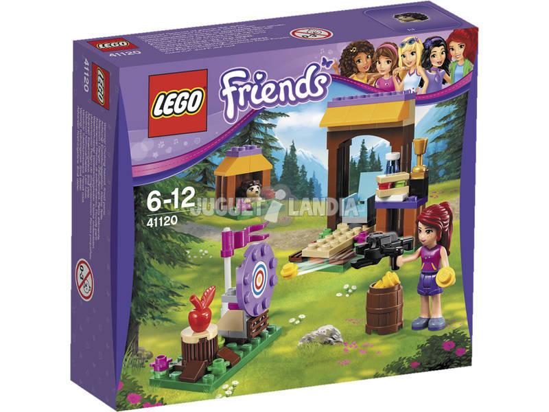 Lego Friends Tiro dell'Arco al Campo Avventure