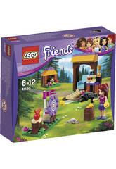 Lego Friends Campamento de Aventura Tiro con Arco