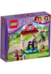 Lego Friends Puesto de Lavado del Potro