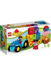 Lego Duplo Mi Primer Tractor
