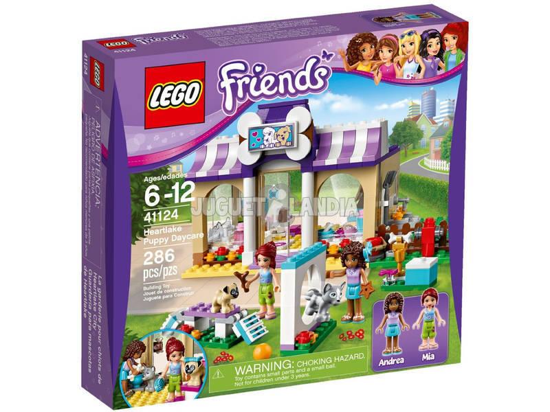 Lego Friends Il Salone dei Cuccioli di Heartlake