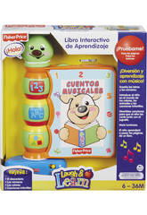 Fisher Price Libro Interactivo de Aprendizaje