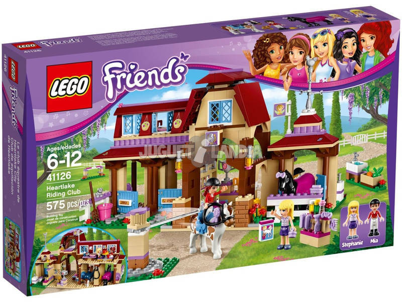 Lego Friends Club de Equitacion de Heartlake