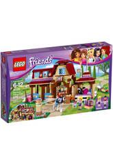 Lego Friends La Fontainne de la Guacamaya