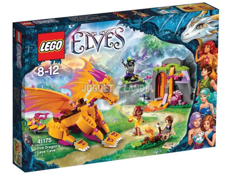 Lego Elves, La Grotta Lavica del Dragone di Fuoco.