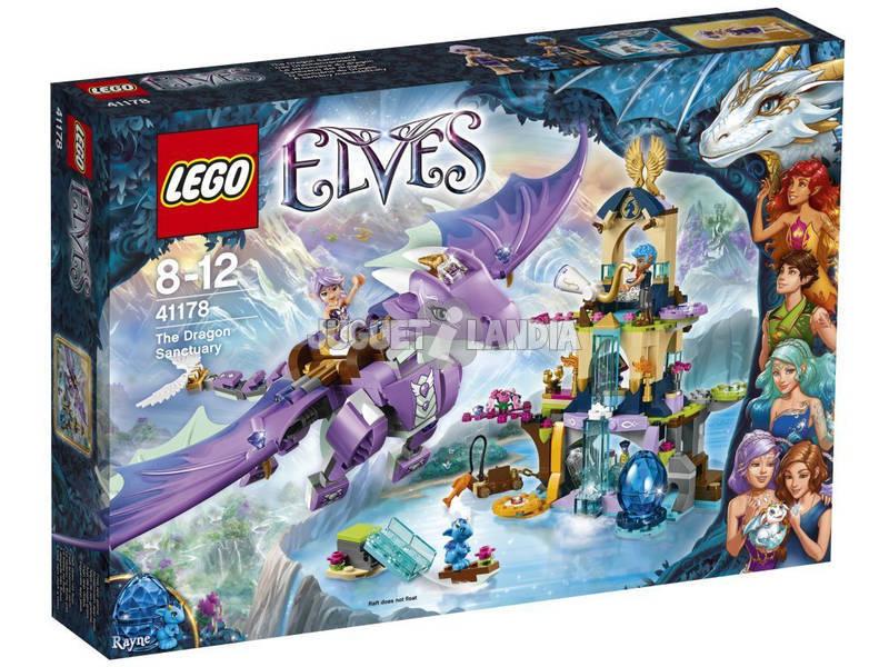 Lego Elves Santuario del Dragón