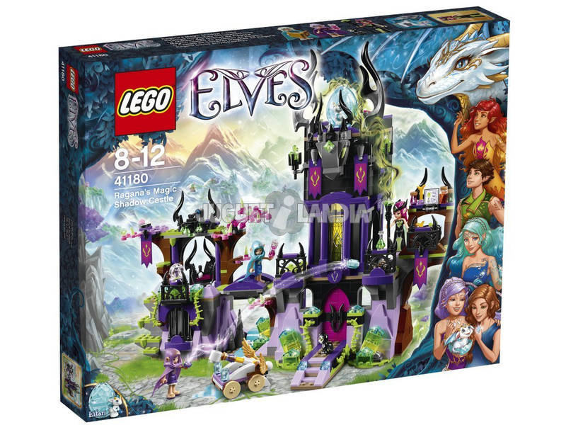 Lego Elves-Il Castello delle Ombre di Ragana