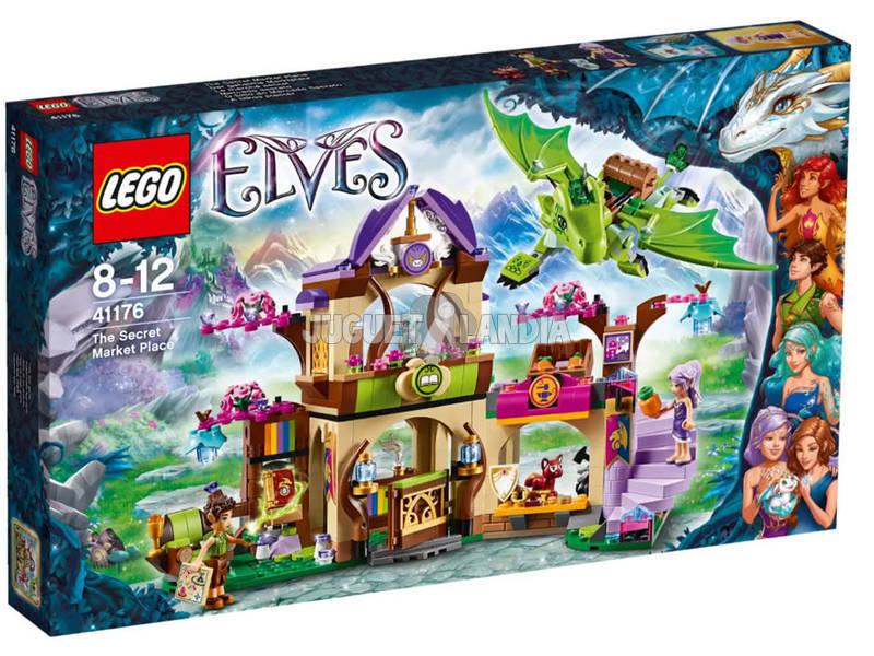 Lego Elves Mercado Secreto