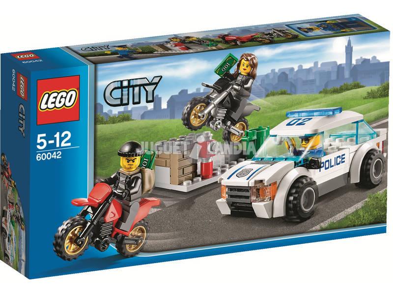 Lego City Persecucion Policial a Toda Velocidad