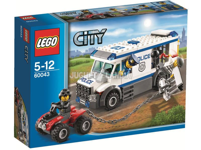 Lego City Transporte de Prisioneros