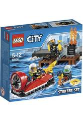 Lego City Set Introduccion Bomberos
