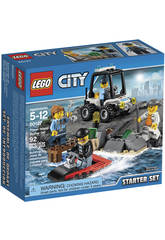 Lego City Set Introduccion Prision en la Isla