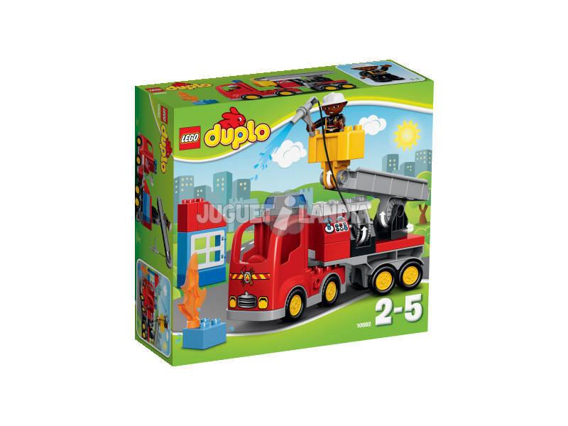 Lego Duplo O Caminhão De Bombeiros 10592