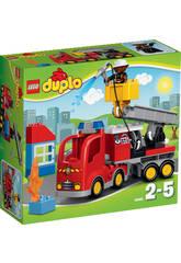 Lego Duplo El Camión de Bomberos 10592