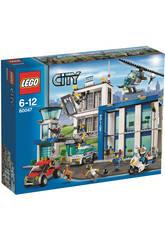 Lego City Comisar�a de Polic�a