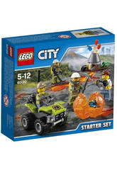 Lego City Set Introducción Volcán