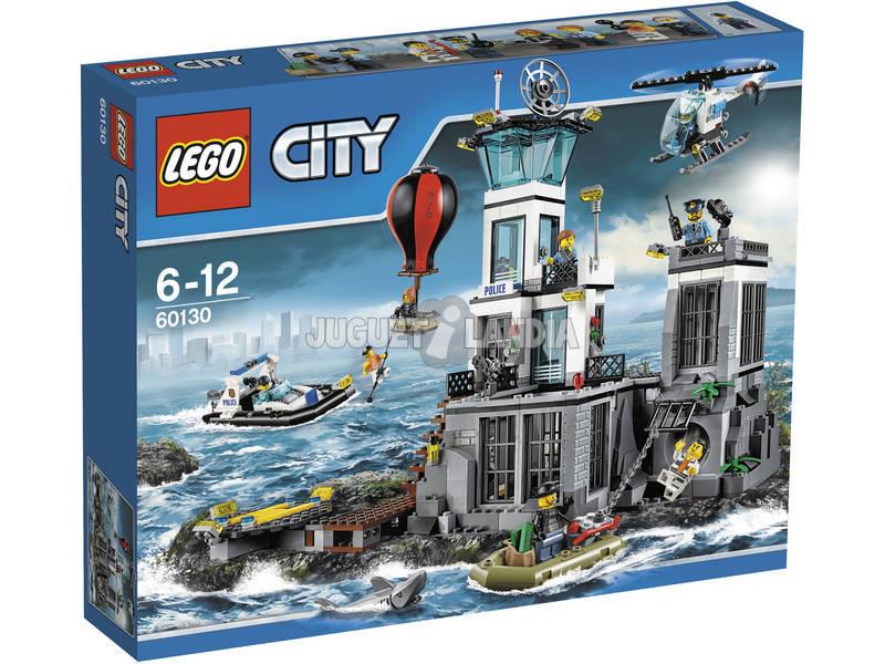 Lego City La Caserma della polizia dell'isola