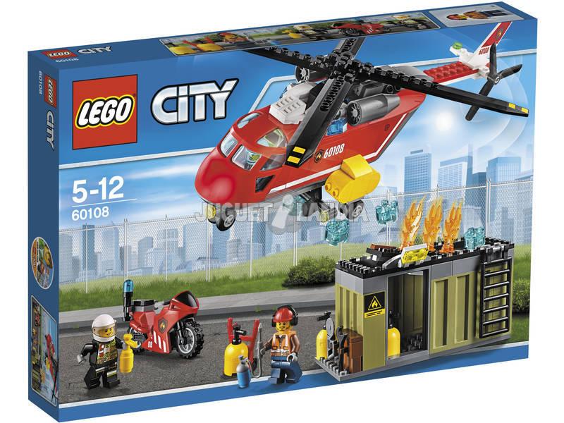 Lego City Unidade de Luta contra Incêndios