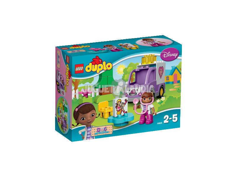 Lego Duplo l´Ambulance Rosie du Docteur Jouets