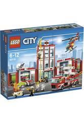 LEGO City Caserne de Pompier