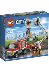 Lego City Cami�n de Bomberos Polivalente