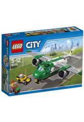 Lego City Aeropuerto Avión de Mercancías