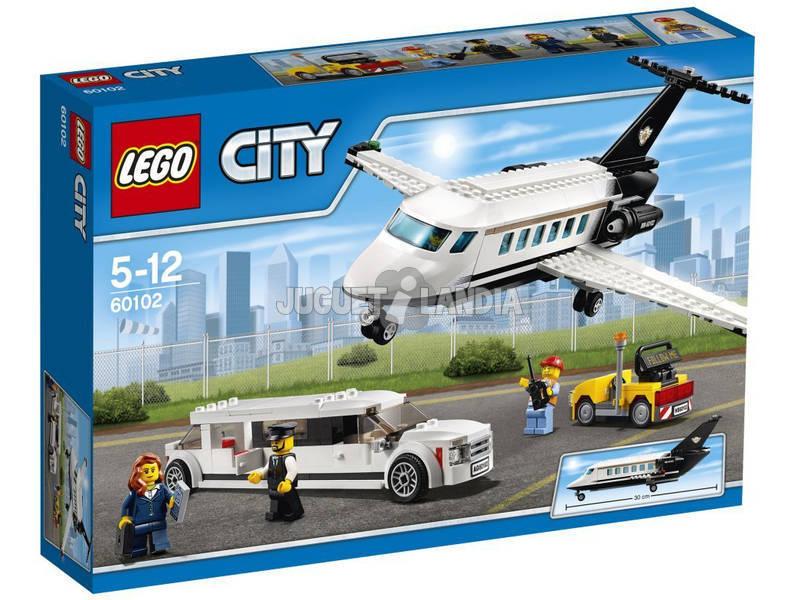 Lego City Aeropuerto Servicio VIP
