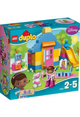 Lego Duplo Clinica en Jardín de Doctora Juguetes