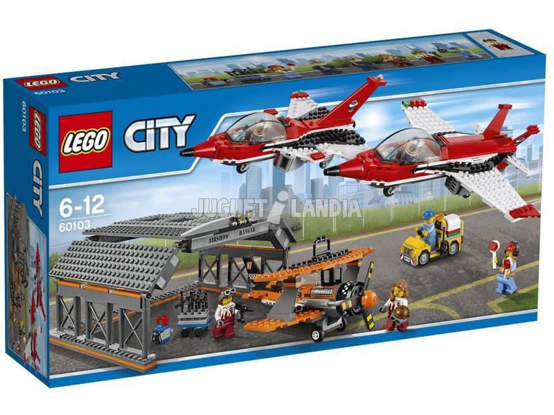 Lego City Set Costruzioni Show Aereo all'Aeroporto