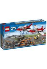 Lego City Aeropuerto Espectáculo Aereo
