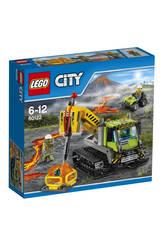 Lego City Volcán Robot de Búsqueda