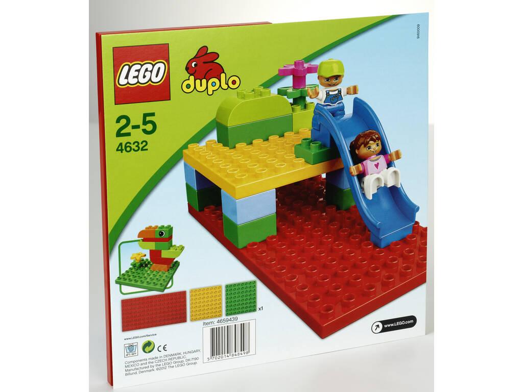 Lego Duplo Plaques basiques de construction