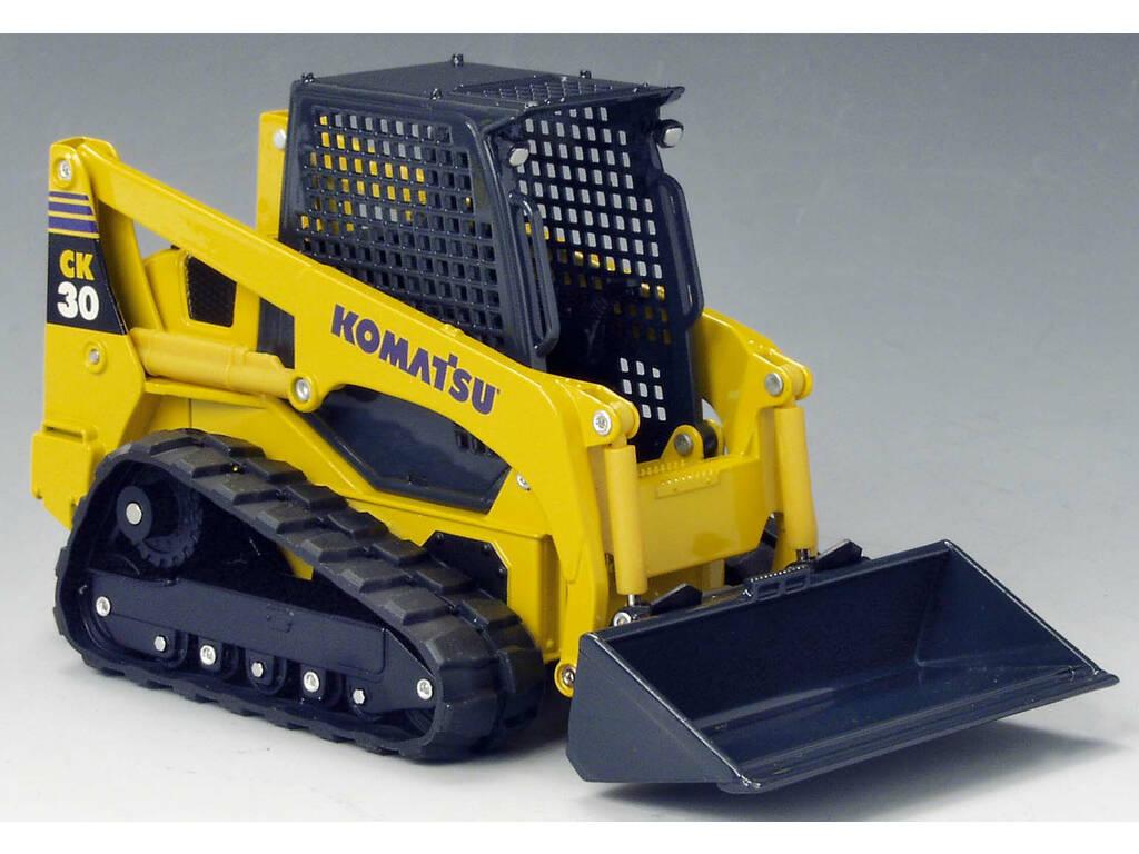Minicargadora compacta Komatsu CK30-1