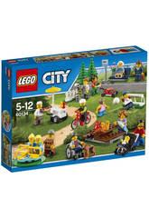 Lego City Diversión en el Parque Gente de Ciudad