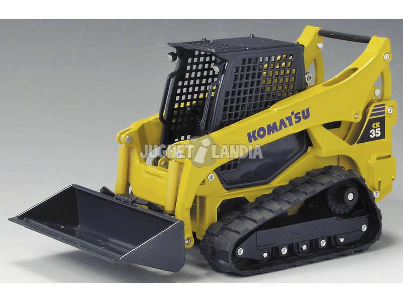 Minicargadora compacta Komatsu CK35-1