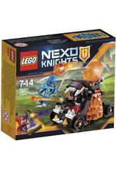 Lego Knights Catapulta del Caos