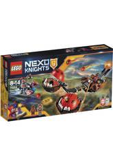 Lego Knights Carro del Caos Maestro de las Bestias