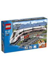 Lego City Tren Pasajeros Alta Velocidad