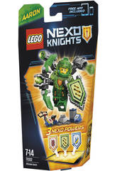 Lego Knights Aaron Ultimate