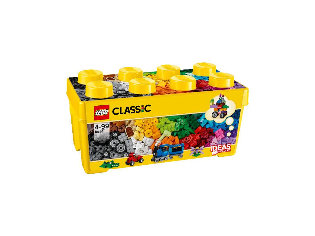Lego Classic Medium Tijolo Tijolos Caixa 10696