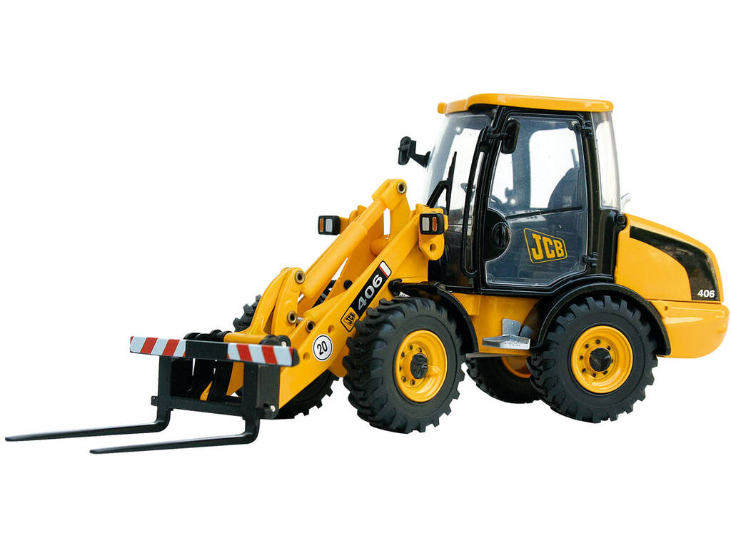 Pelle chargeuse JCB 406