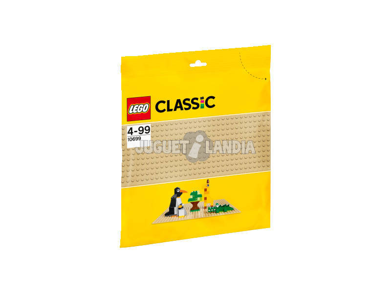 Lego Classic La plaque de base sable