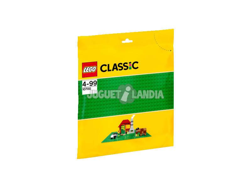 Base Verde Clássica Lego 10700