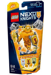 Lego Knights Axl Ultimate