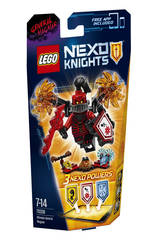 Lego Knights General Magmar Ultimate