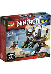 Lego Ninjago Dragon de Cole