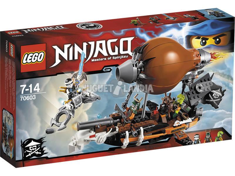 Lego Ninjago Zeppelin d'assalto